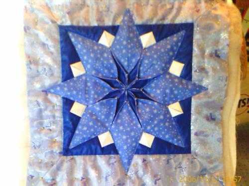 Blauer Stern