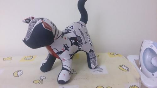 Quilt Katze