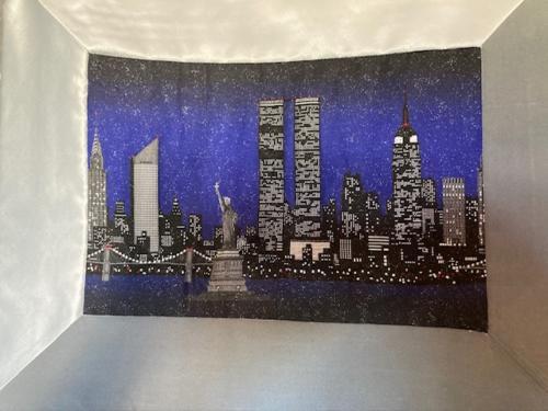 NY Skyline LED OFF